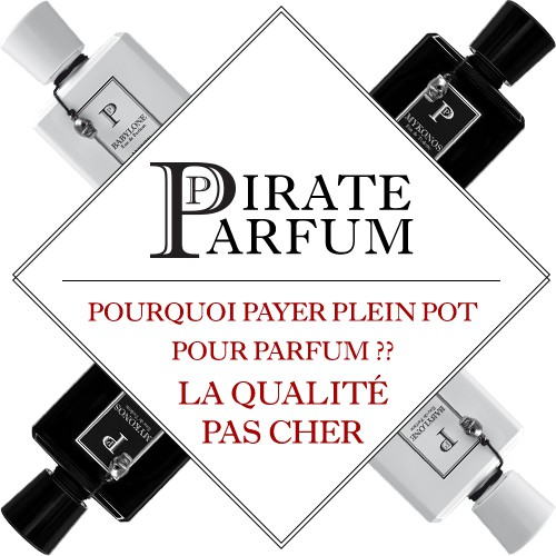Pirate Parfum lance sa campagne avec TradeTracker France!
