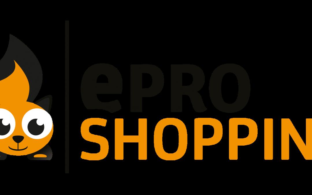 e Pro Shopping : solution Ecommerce en SAAS gratuite !