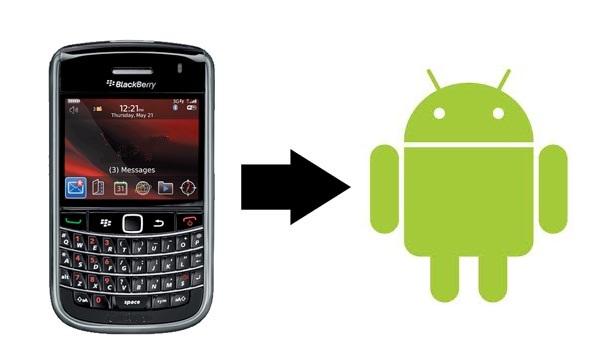 BlackBerry va se tourner vers Android