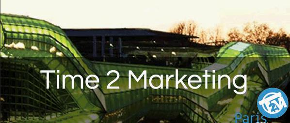 T2M2015 – 5e Edition du seul salon sur le E-MARKETING 3.0