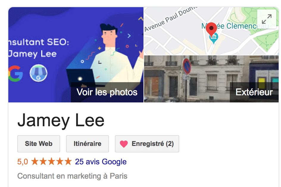 fiche de jamey lee seo freelance