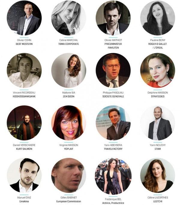 Ne manquez pas le congrès DIGITAL de l'année WEB2BUSINESS #3 et les 900 patrons mondiaux !