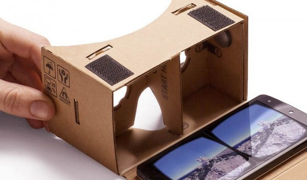 Le lancement du géant Google dans la réalité virtuelle
