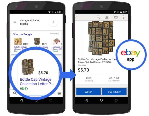 Google se lance dans l'achat en ligne