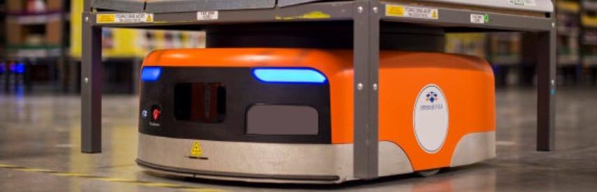 Le robot d'Amazon a effectué ses premières livraisons