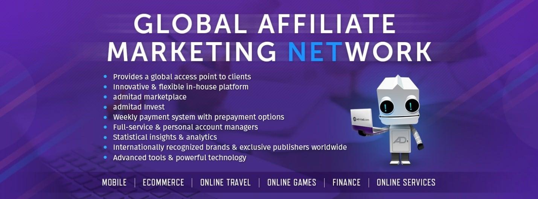 Admitad, une plateforme d'affiliation mondiale