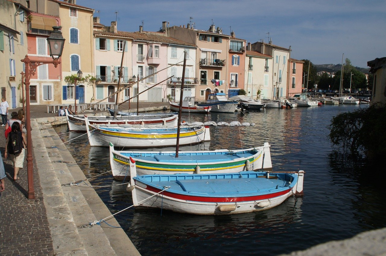 port martigues