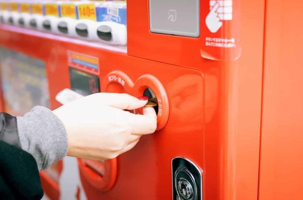 Présentation du site Distributeur automatique