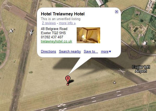 google-map-fail