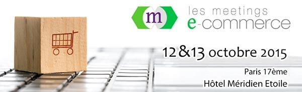 Les meetings e-commerce: l'événement sur mesure