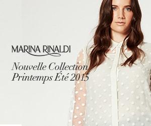 La campagne de Marina Rinaldi désormais disponible sur TradeTracker FR
