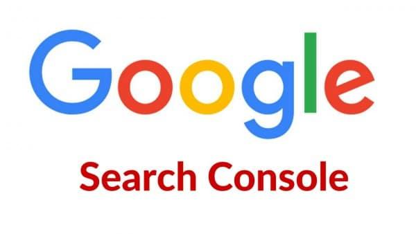 La Google search console va regrouper toutes les statistiques