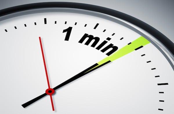 Une minute sur internet : des chiffres colossaux