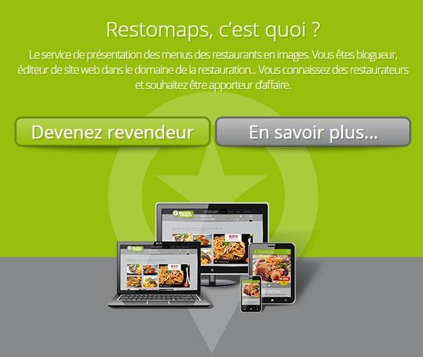 RestoMaps, l'affiliation qui vous fait gagner jusqu'à 288 euros par abonnement