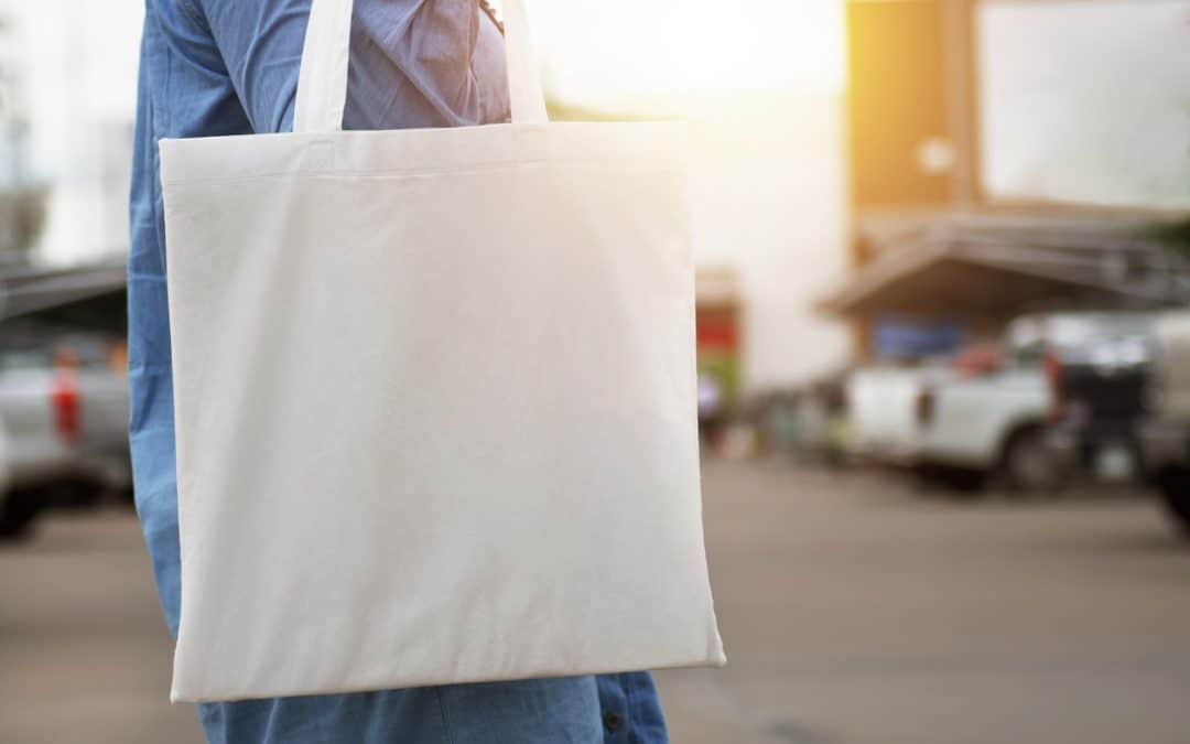 Zéro déchet : offrez un sac de shopping !
