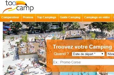 EasyVoyage rachète Toocamp.com
