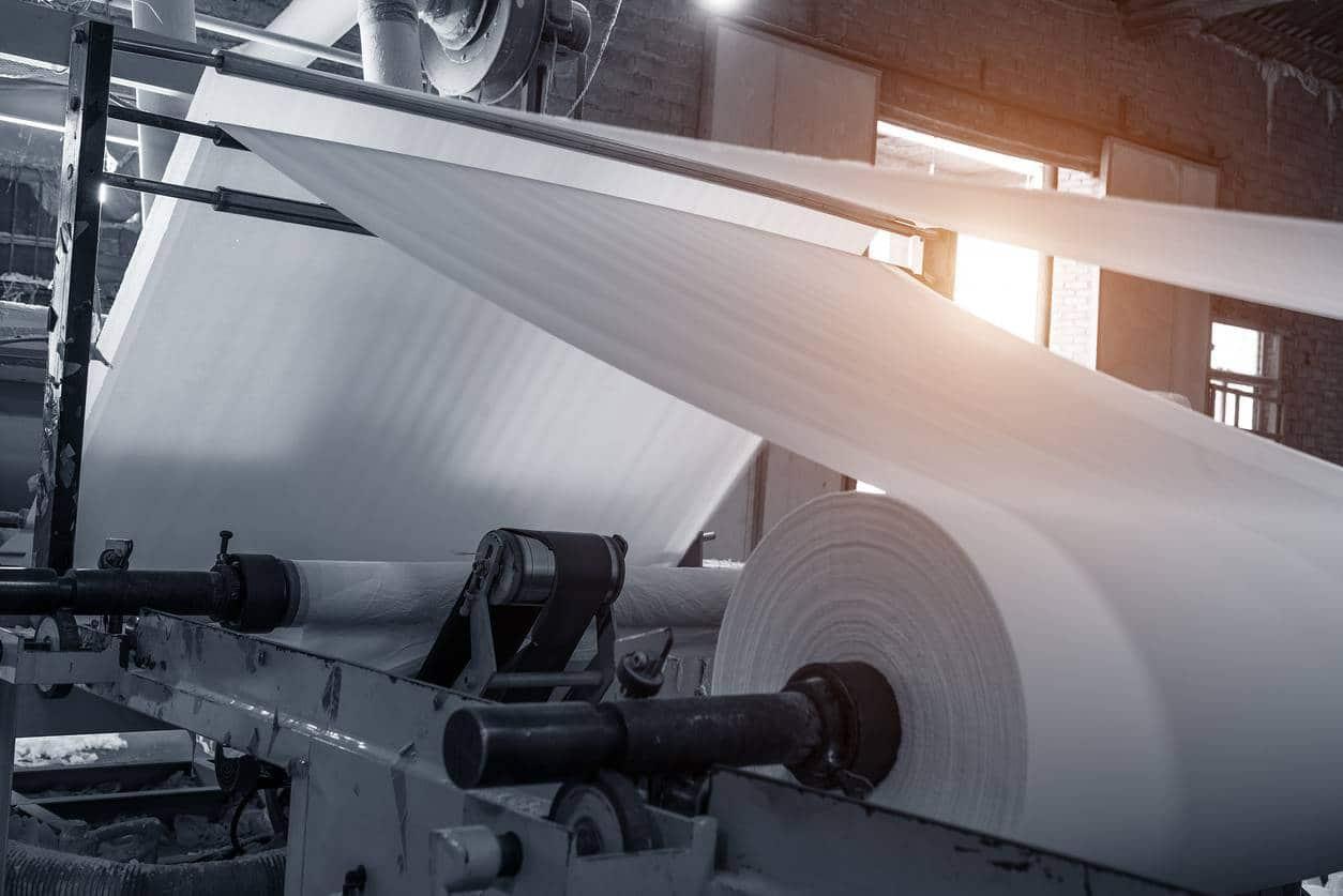 industrie papier